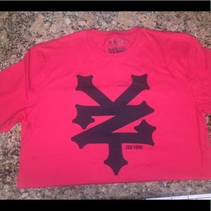 Red Zooyork T-shirt